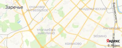 Кулешов Александр Николаевич, адрес работы: г Москва, ул Лобачевского, д 42