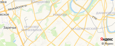 Барков Виталий Олегович, адрес работы: г Москва, пр-кт Мичуринский, д 15А