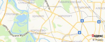 Теплышова Анна Михайловна, адрес работы: г Москва, ул Новопесчаная, д 23 к 3
