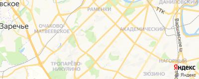 Емцова Юлия Наильевна, адрес работы: г Москва, пр-кт Вернадского, д 33