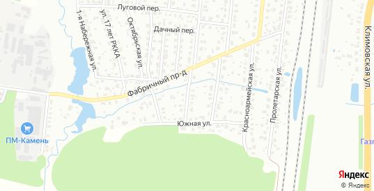 Стахановская улица в Климовске с номерами домов на карте. Спутник и схема онлайн