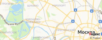 Бондарева Елена Владимировна, адрес работы: г Москва, ш Хорошёвское, д 80Д