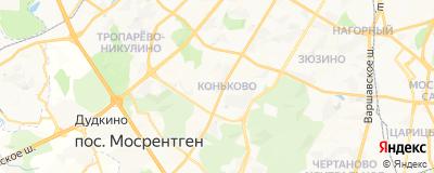 Кочеткова Роза Петровна, адрес работы: г Москва, ул Миклухо-Маклая, д 43