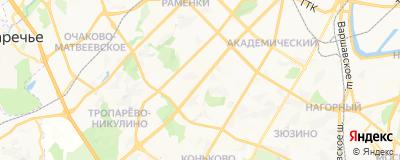 Краснова Ирина Викторовна, адрес работы: г Москва, пр-кт Ленинский, д 90