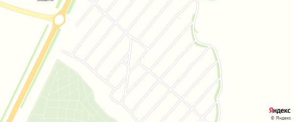 Сад Нива (Авангард) на карте Губкина с номерами домов