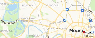 Зарайская Мария Вячеславовна, адрес работы: г Москва, ш Хорошёвское, д 62