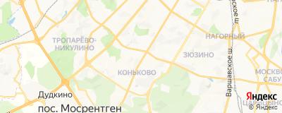 Шерстнева Татьяна Викторовна, адрес работы: г Москва, ул Профсоюзная, д 86