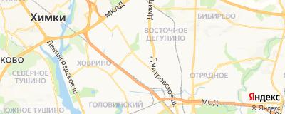 Головин Андрей Владимирович, адрес работы: г Москва, б-р Бескудниковский, д 59А