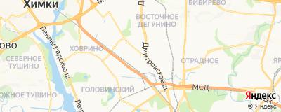 Дадашов Эльчин Ниязиевич, адрес работы: г Москва, ш Коровинское, д 1 к 2