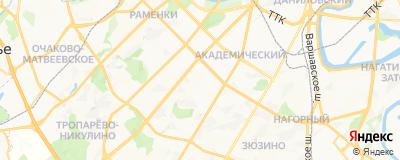 Крюкова Виктория Андреевна, адрес работы: г Москва, ул Вавилова, д 81 к 1