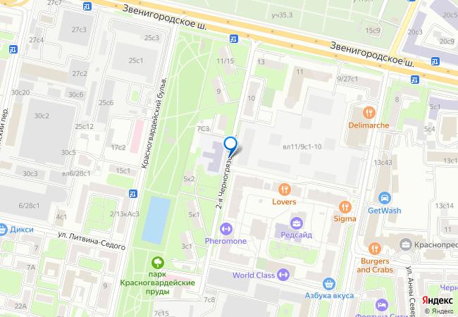 Продвижение сайта 2-я Черногрязская улица прогонка хрумером Варсонофьевский переулок