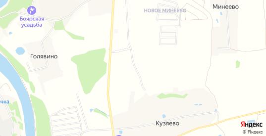 Территория Квартал Финский на карте Дмитрова с номерами домов