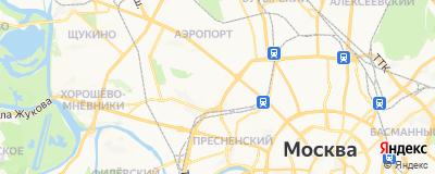 Велиев Евгений Ибадович, адрес работы: г Москва, проезд 2-й Боткинский, д 5