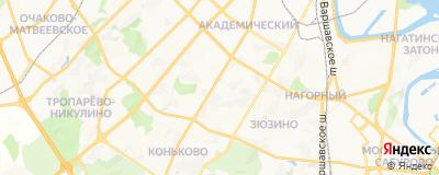 Ашурбеков Аюб Гаджимагомедович, адрес работы: г Москва, ул Профсоюзная, д 43 к 2