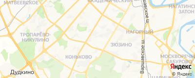 Соловьева Елизавета Викторовна, адрес работы: г Москва, ул Намёткина, д 16