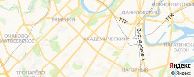 Егорова Лидия Анатольевна, адрес работы: г Москва, ул Дмитрия Ульянова, д 6 к 1