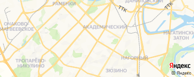 Зяблицкий Владислав Анатольевич, адрес работы: г Москва, ул Профсоюзная, д 24 к 3