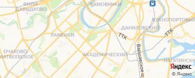 Агаркова Елизавета Георгиевна, адрес работы: г Москва, ул Фотиевой, д 6