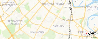 Мальцева Евгения Рамилевна, адрес работы: г Москва, ул Новочерёмушкинская, д 65 к 1