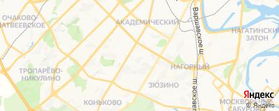 Осман Шерго Осман, адрес работы: г Москва, ул Новочерёмушкинская, д 50
