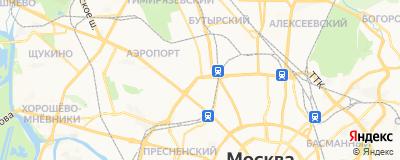 Сухачева Татьяна Сергеевна, адрес работы: г Москва, ул Расковой, д 32