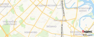 Кожиева Мадина Хазбиевна, адрес работы: г Москва, ул Зюзинская, д 3