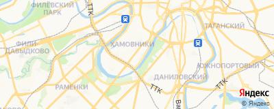 Березин Валерий Николаевич, адрес работы: г Москва, ул Фрунзенская 2-я, д 9