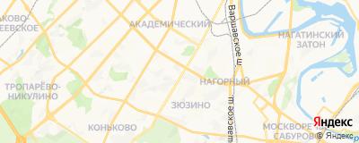Хомова Анна Александровна, адрес работы: г Москва, пр-кт Севастопольский, д 24А