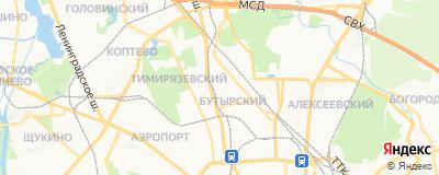 Гаранина Татьяна Евгеньевна, адрес работы: г Москва, ул Яблочкова, д 12