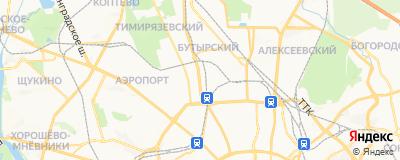 Валетова Эльмира Октябревна, адрес работы: г Москва, ул Бутырская, д 46