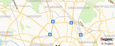 Александрович Елизавета Михайловна, адрес работы: г Москва, ул Сущёвский Вал, д 12