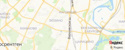 Мирончикова Юлия Владимировна, адрес работы: г Москва, б-р Симферопольский, д 22