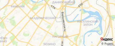 Осина Екатерина Александровна, адрес работы: г Москва, ул Нагорная, д 4А