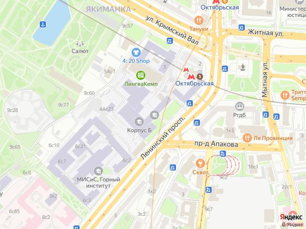 Дом технической книги на мЛенинский Проспект