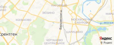 Бахарева Неля Викторовна, адрес работы: г Москва, пр-кт Балаклавский, д 5