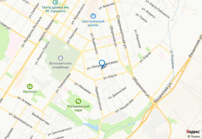 середине карта тулы с фотографиями домов считаю, что
