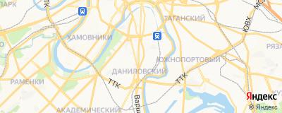 Алиева Эльмира Ибрагимовна, адрес работы: г Москва, ул Серпуховская Б., д 62