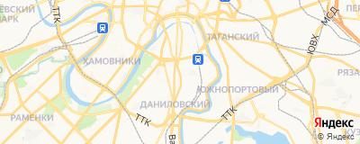 Вишневская Галина Александровна, адрес работы: г Москва, ул Серпуховская Б., д 27