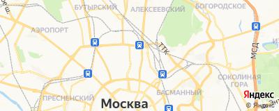 Вищипанова Надежда Леонидовна, адрес работы: г Москва, ул Гиляровского, д 55
