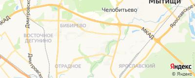 Хасанов Абдулла Александрович, адрес работы: г Москва, ул Полярная, д 32