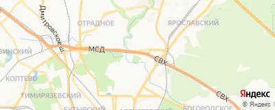 Зотова Наталия Александровна, адрес работы: г Москва, ул Леонова 1-я, д 16