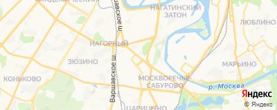 Нечушкина Валентина Михайловна, адрес работы: г Москва, ш Каширское, д 23