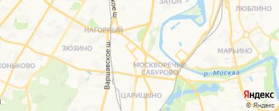 Бениашвили Аллан Герович, адрес работы: г Москва, ш Каширское, д 34 стр 9