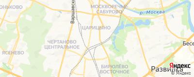 Белокопытова Екатерина Юрьевна, адрес работы: г Москва, ул Бакинская, д 26