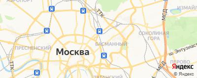 Богданова Анна Сергеевна, адрес работы: г Москва, ул Басманная Нов., д 5