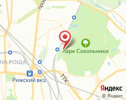 Представительство «ЖелДорЭкспедиция» Москва-Сокольники (25-я)