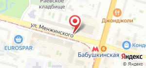 Салоны связи рядом с метро Бабушкинская в Москве