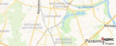 Кудряшов Андрей Сергеевич, адрес работы: г Москва, ул Каспийская, д 38
