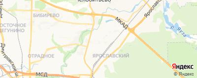 Ковалева Анжелика Александровна, адрес работы: г Москва, ул Лётчика Бабушкина, д 48Б