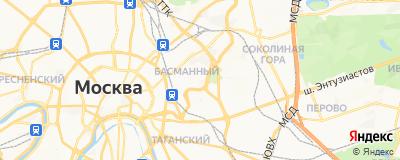 Стахеева Людмила Борисовна, адрес работы: г Москва, ул Радио, д 18
